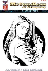 [McCandles & Company: One Shot (Signed Sketch Cover) (Product Image)]