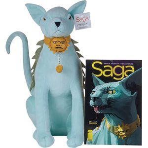 [Saga: Plush: Lying Cat (Product Image)]