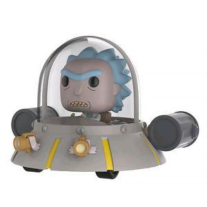 [Rick & Morty: Pop! Vinyl Figure: Rick's Ship (Product Image)]
