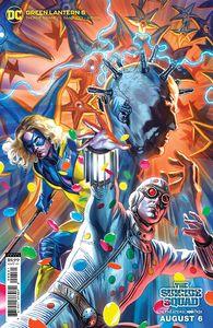 [Green Lantern #5 (Felipe Massafera Suicide Squad Movie Cardstock Variant) (Product Image)]