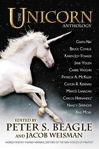 [The Unicorn Anthology (Product Image)]