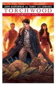 [Torchwood: Archives: Volume 1 (Product Image)]