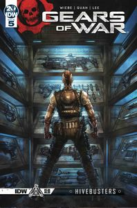 [Gears Of War: Hivebusters #5 (Cover A Quah) (Product Image)]