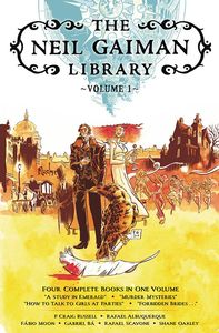 [The Neil Gaiman Library: Volume 1 (Library Edition Hardcover) (Product Image)]