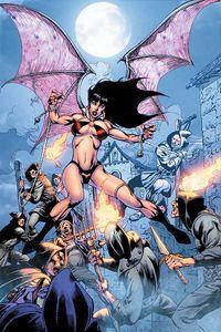[Vengeance Of Vampirella #8  (Castro Virgin Bonus Variant) (Product Image)]