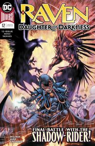 [Raven: Daughter Of Darkness #12 (Product Image)]