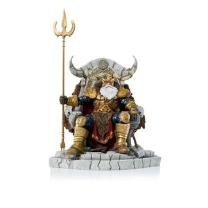 [Marvel: Deluxe Art Scale Statue: Odin (Product Image)]