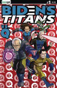 [Bidens Titans Vs Q (Cover A Shawn Remulac) (Product Image)]