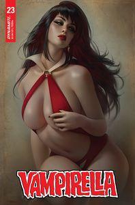 [Vampirella #23 (Cover D Louw) (Product Image)]