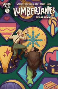 [Lumberjanes: End Of Summer #1 (Cover B Moulton) (Product Image)]