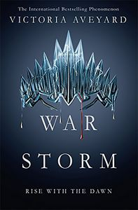 [Red Queen: Book 4: War Storm (Product Image)]