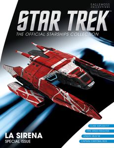 [Star Trek XL Starships #0: La Sirena (Product Image)]