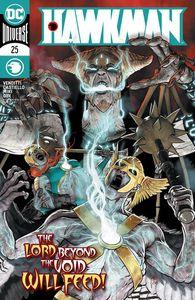 [Hawkman #25 (Product Image)]