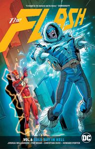 [The Flash: Volume 6: Cold Day In Hell (Rebirth) (Product Image)]