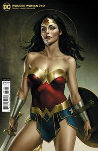 [Wonder Woman #760 (Card Stock J Middleton Variant Edition) (Product Image)]