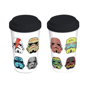 [Star Wars: Travel Mug: Custom Stormtroopers (Product Image)]