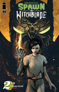 [Medieval Spawn: Witchblade #2 (Product Image)]