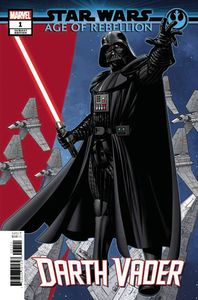 [Star Wars: Age Of Rebellion: Darth Vader #1 (Mckone Puzzle Pc Variant) (Product Image)]