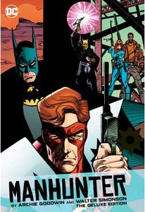 [Manhunter By Archie Goodwin & Walter Simonson (Deluxe Hardcover Edition) (Product Image)]