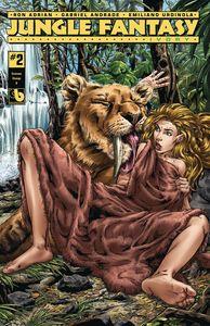 [Jungle Fantasy: Ivory #2 (Costume Change B) (Product Image)]