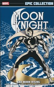 [Moon Knight: Epic Collection: Bad Moon Rising (Product Image)]