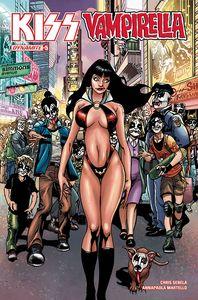 [Kiss/Vampirella #5 (Cover C Castro) (Product Image)]