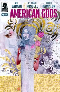 [American Gods: My Ainsel #3 (Variant David Mack Cover C) (Product Image)]