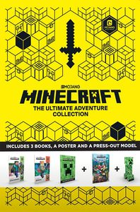 [Minecraft: The Ultimate Adventure Collection (Product Image)]
