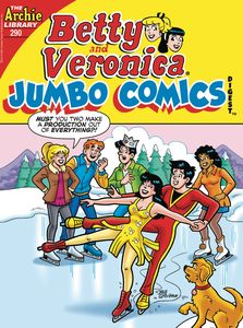 [Betty & Veronica: Jumbo Comics Digest #290 (Product Image)]