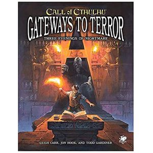 [Call Of Cthulhu: Gateways To Terror (7th Edition) (Hardcover) (Product Image)]