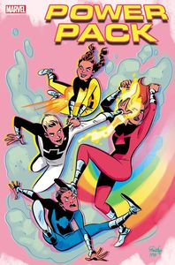 [Power Pack: Grow Up #1 (Charretier Variant) (Product Image)]