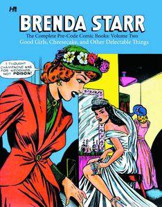 [Brenda Starr: Complete Pre-Code Comics: Volume 2: Good Girls (Hardcover) (Product Image)]