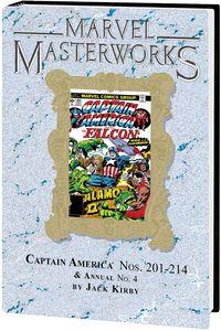 [Marvel Masterworks: Captain America: Volume 11 (Dm Variant Edition 277 - Hardcover) (Product Image)]