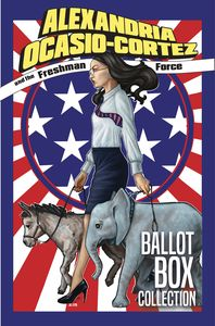 [Alexandria Ocasio-Cortez & The Freshman Force: Ballot Box Collection (Product Image)]