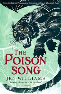 [The Winnowing Flame: Book 3: The Poison Song (Signed Edition) (Product Image)]