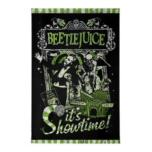 [Beetlejuice: Tea Towel: It's Show Time! (Product Image)]