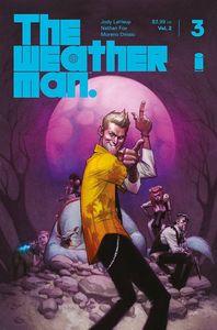 [Weatherman: Volume 2 #3 (Cover B Robinson) (Product Image)]