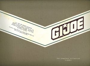[GI Joe: Complete Collection: Volume 9 (Hardcover) (Product Image)]