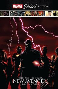 [New Avengers: Breakout: Marvel Select (Hardcover) (Product Image)]