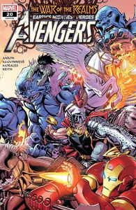 [Avengers #20 (Product Image)]