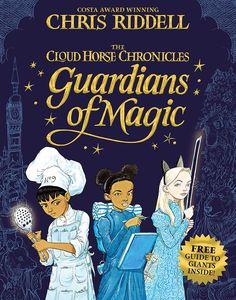 [The Cloud Horse Chronicles: Book 1: Guardians Of Magic (Signed Edition Hardcover) (Product Image)]