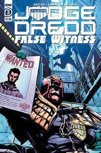 [Judge Dredd: False Witness #3 (Cover A Zama) (Product Image)]