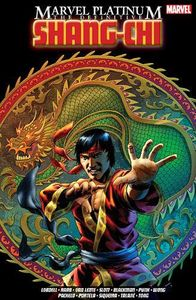 [Marvel Platinum: The Definitive Shang-Chi (Product Image)]