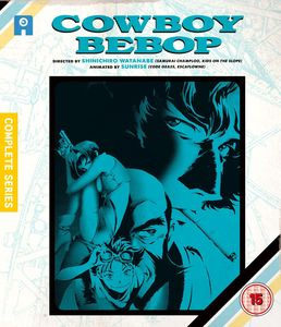 [Cowboy Bebop: Complete Collection (Blu-Ray) (Product Image)]