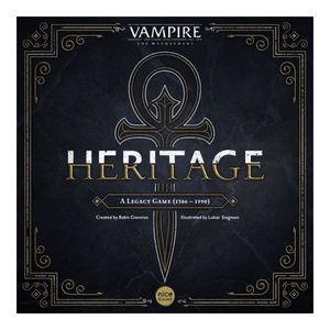 [Vampire: The Masquerade: Heritage (Product Image)]