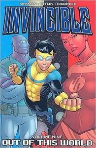 [Invincible: Volume 9: Out Of This World (Product Image)]