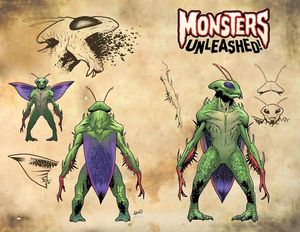 [Monsters Unleashed #2 (Land Monster Variant) (Product Image)]