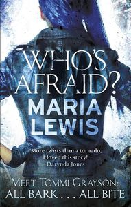 [Who's Afraid? (Product Image)]
