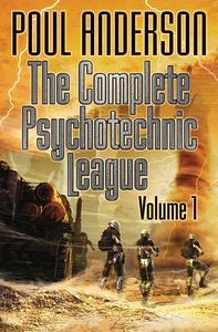 [The Complete Psychotechnic League: Volume 1 (Product Image)]