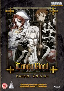 [Trinity Blood: The Complete Collection (Product Image)]